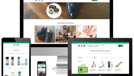 Site de Commerce électronique transactionnel