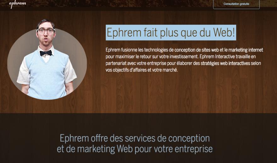 Ephrem Interactive
