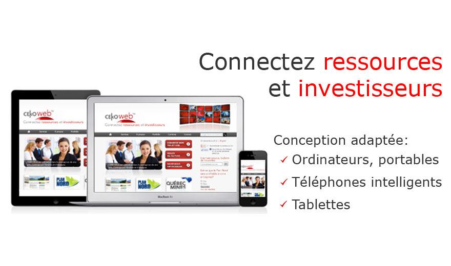 GO MOBILE! Développement  de site web et application mobile!