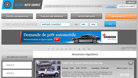Quebec Auto Source