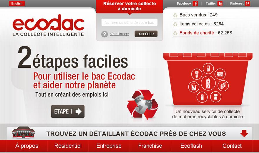 Ecodac - La collecte intelligente