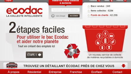 Ecodac - La collecte intelligente