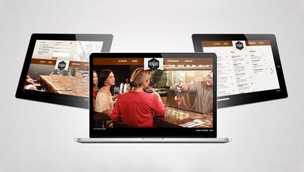 Réalisation web | La Planque Restaurant