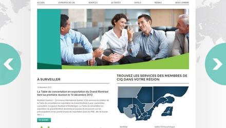 Commerce international Québec