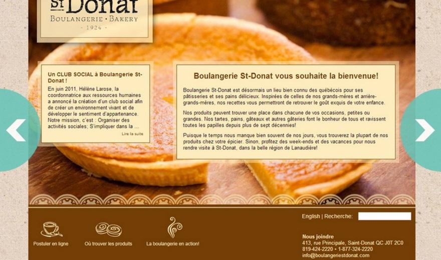 Boulangerie St-Donat