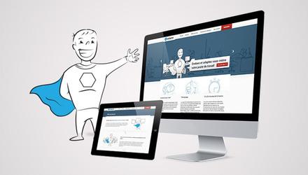 Réalisation web | Adapte