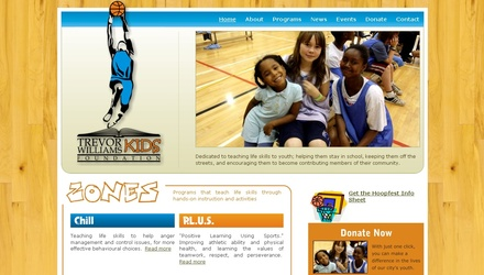 Trevor Williams Kids Foundation