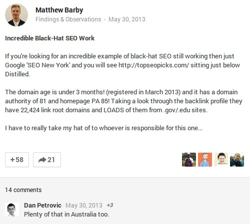 matthew barby black hat seo work