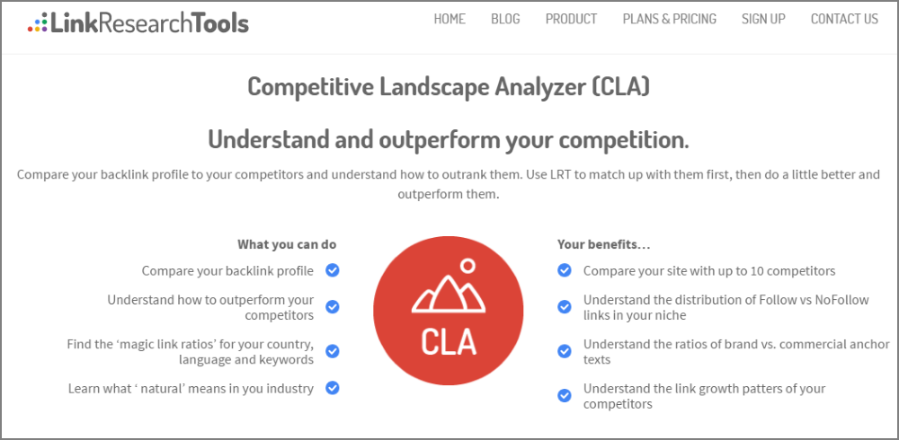 Competitive Landscape Analyzer
