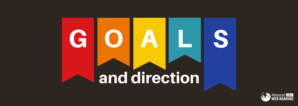 content marketing goals and direction