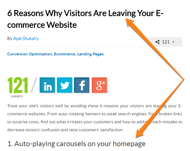 How to Get More Conversions from Your Older Content