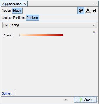 Gephi change color scheme.
