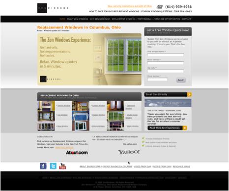 zen windows site