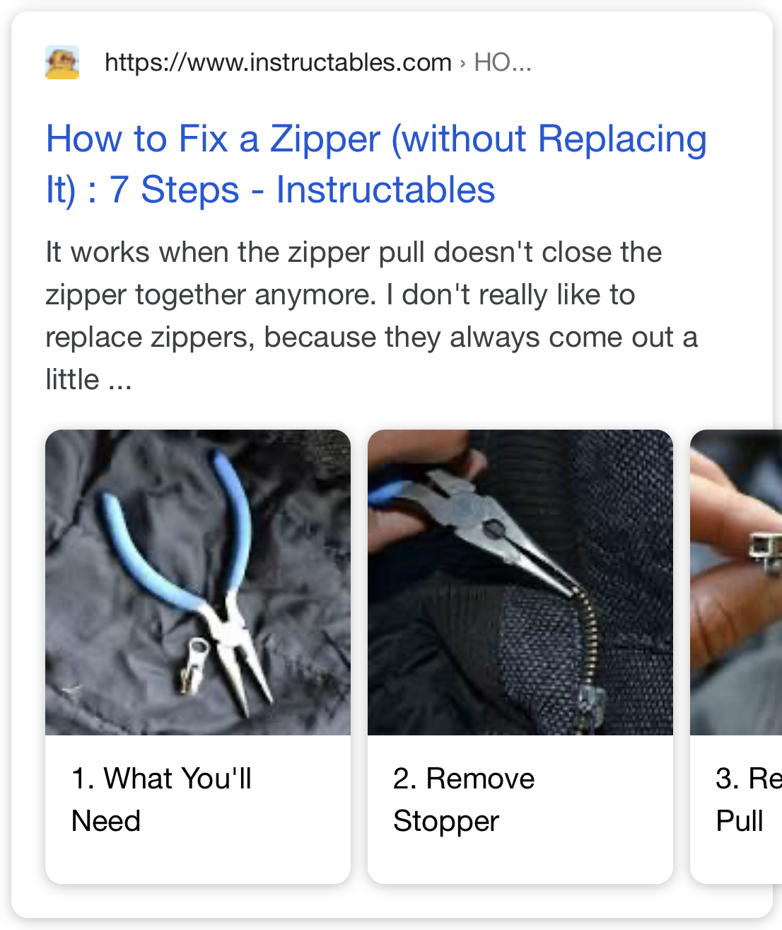 How to Rich Snippet in SERP.