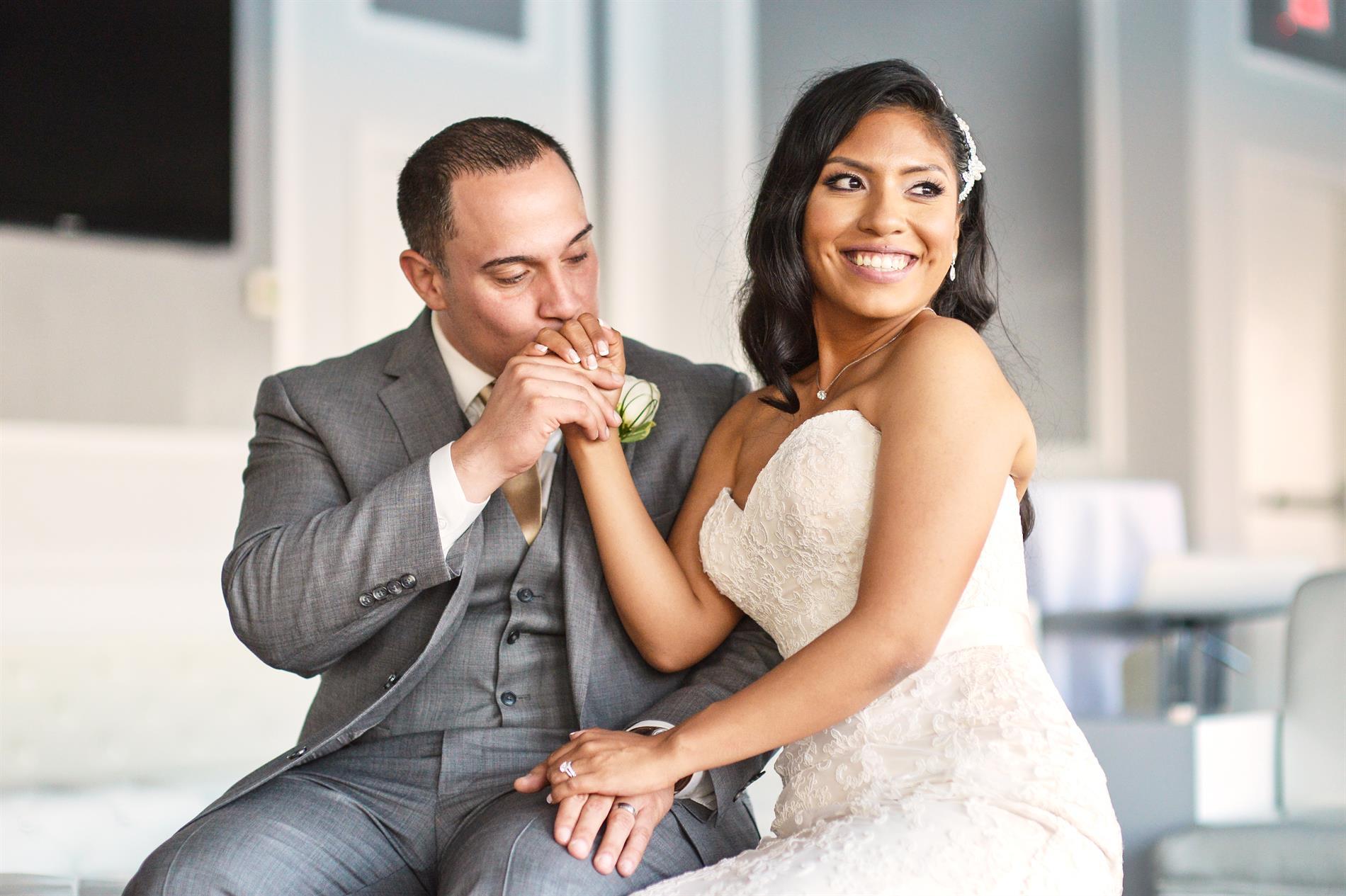 Ricardo and Eva Wedding Photos