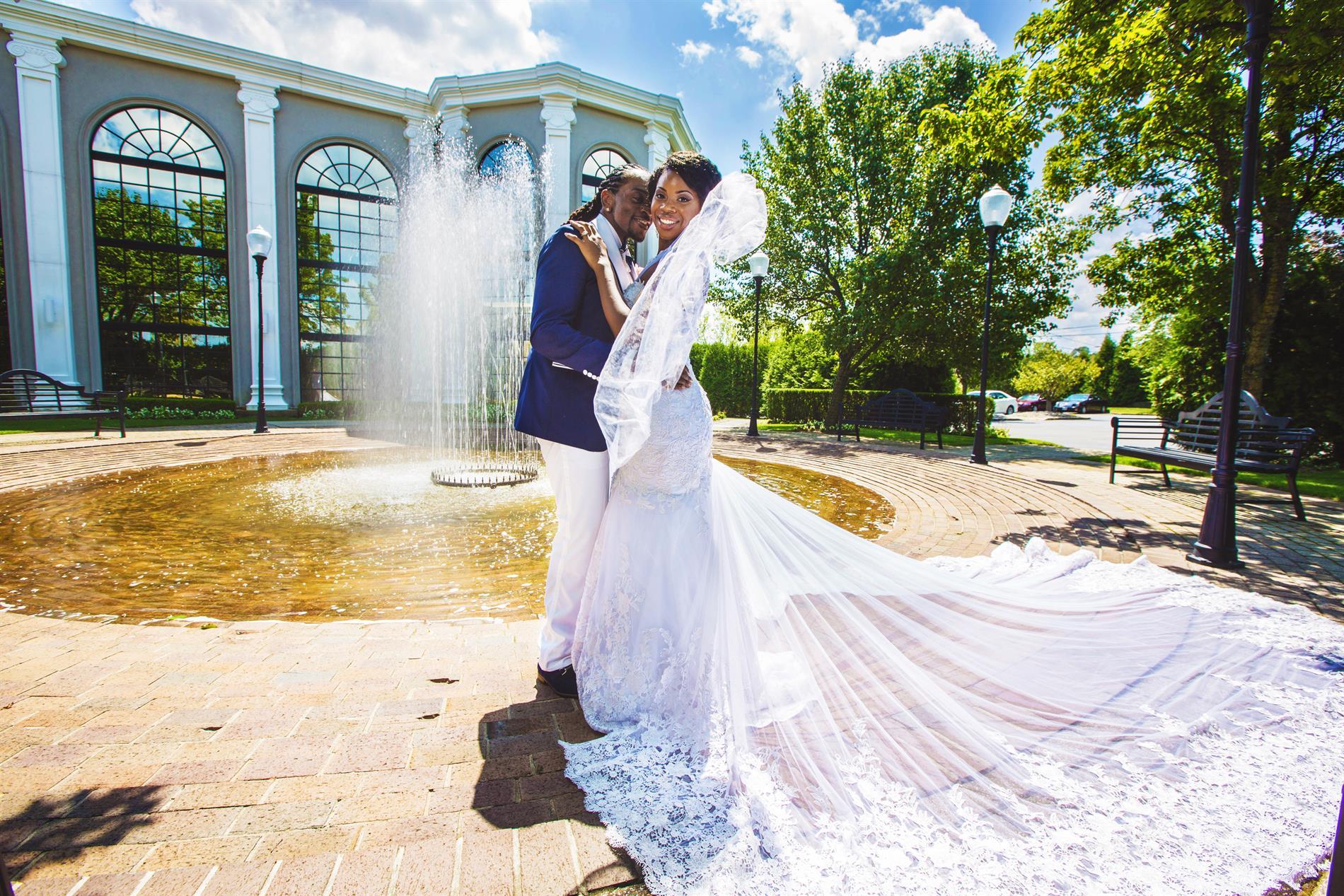 Dula and Nicole Wedding Photos