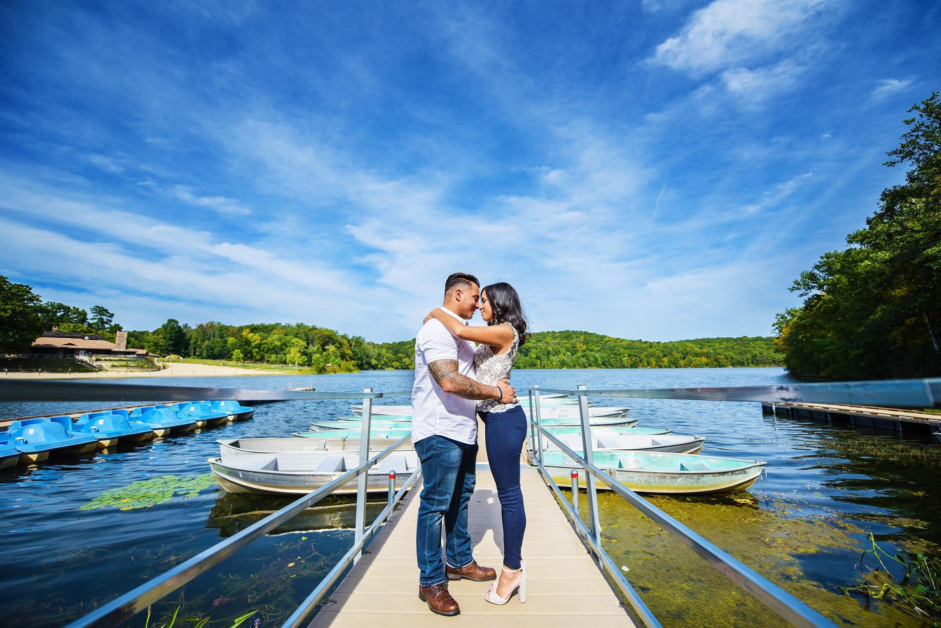 Steven & Rosa Engagement Photos