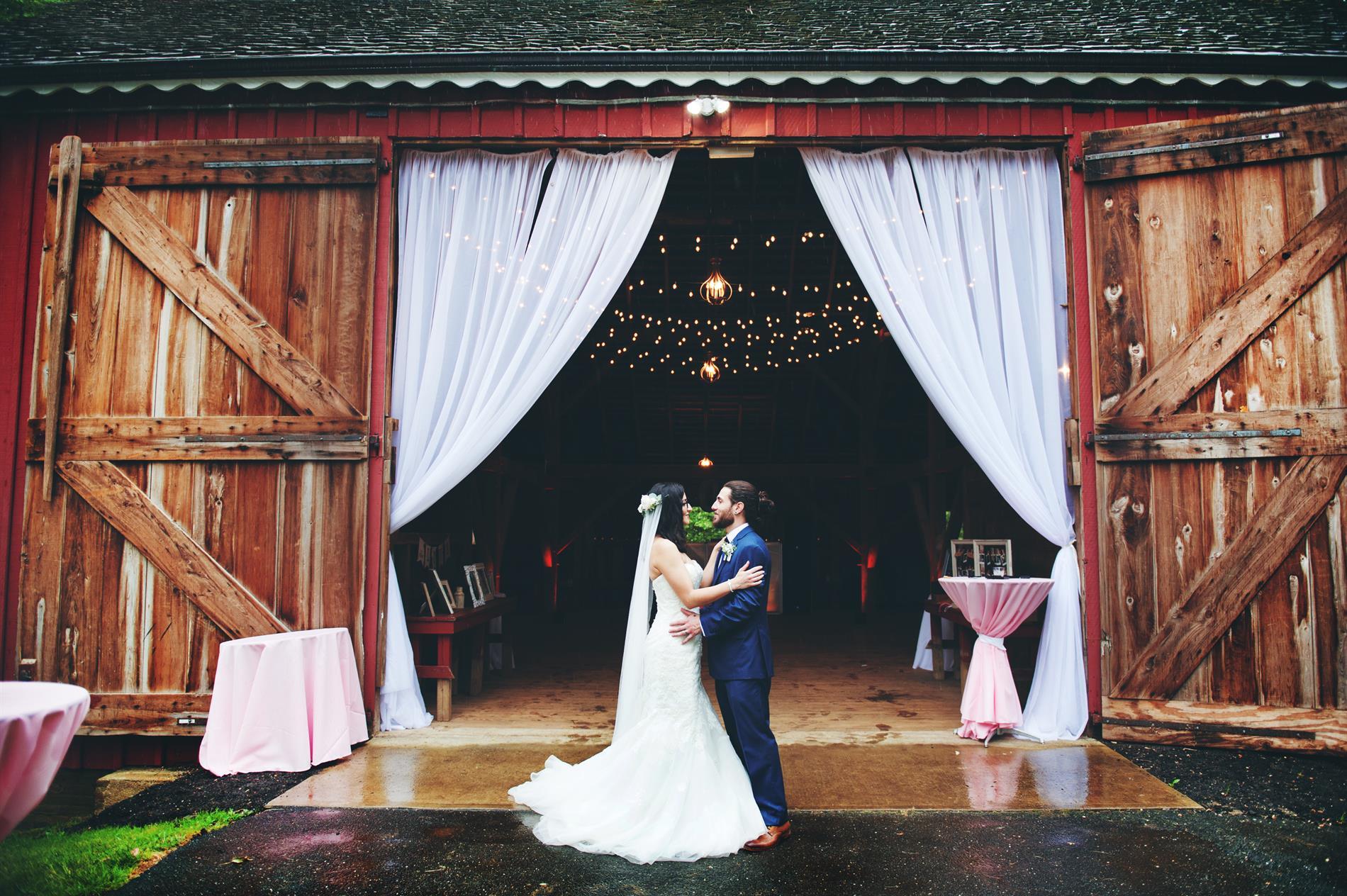 Eric and Jessica Wedding Photos