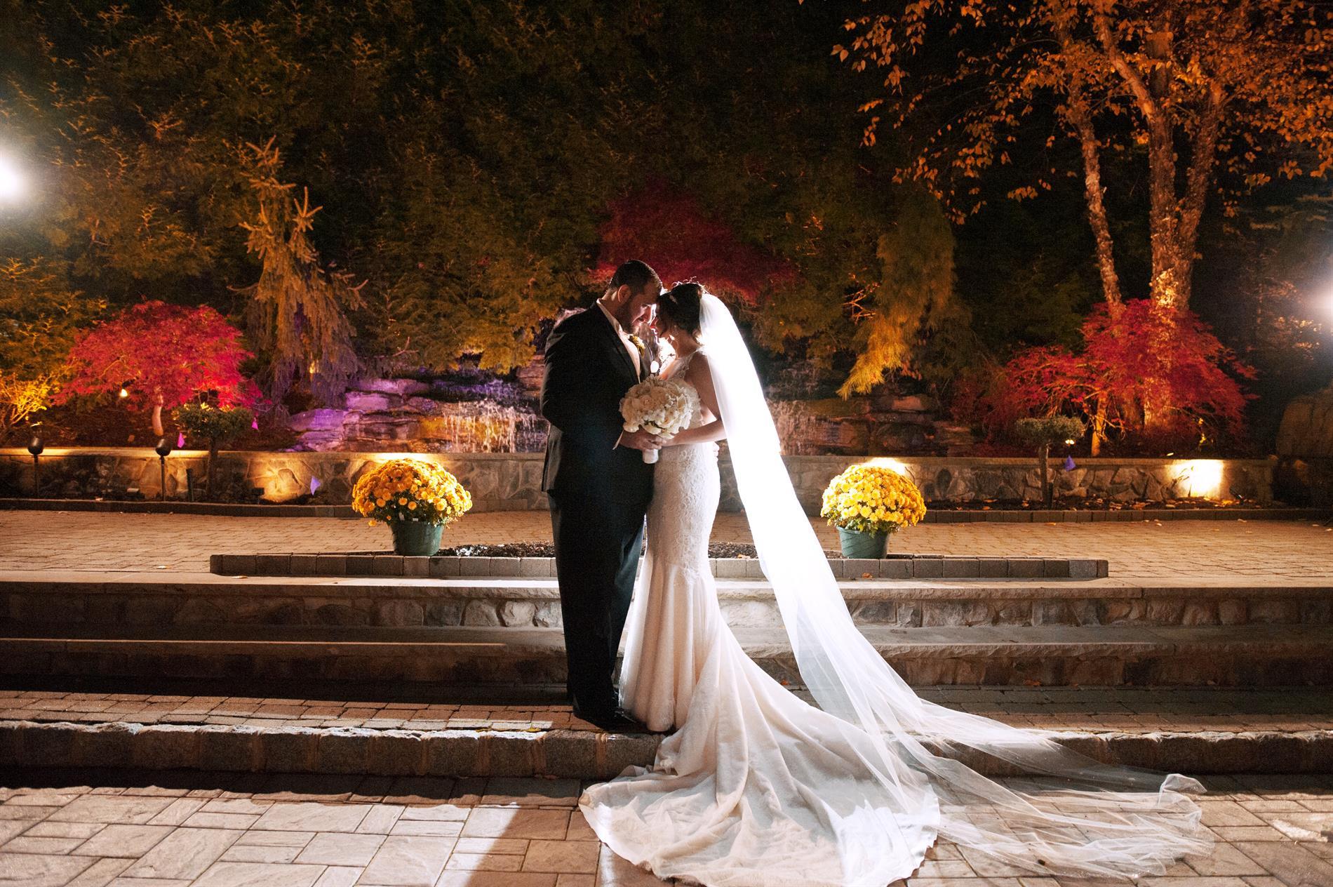 Philip and Alyssa Wedding Photos