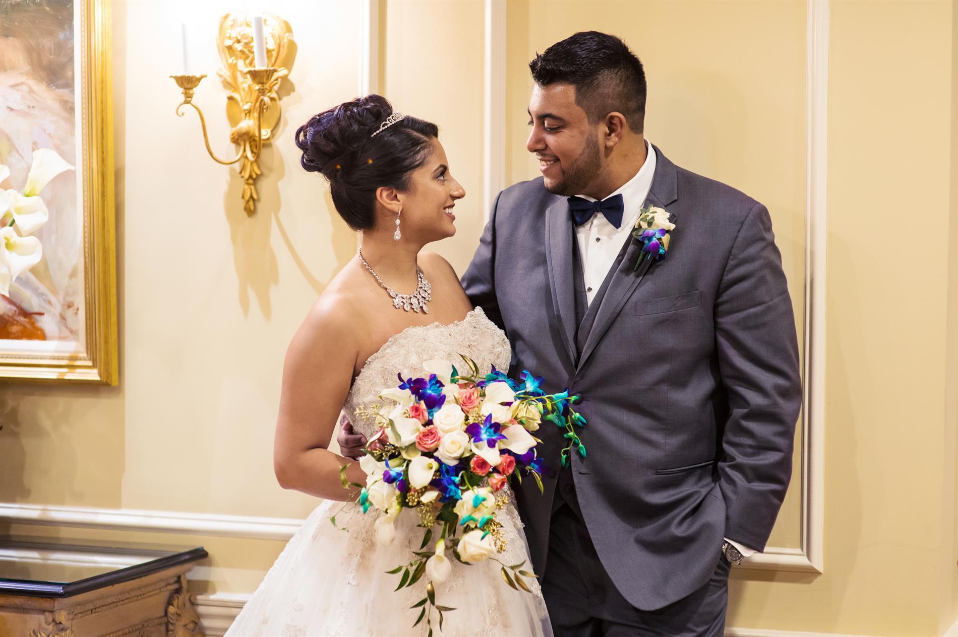 Samir and Verina Wedding Photos