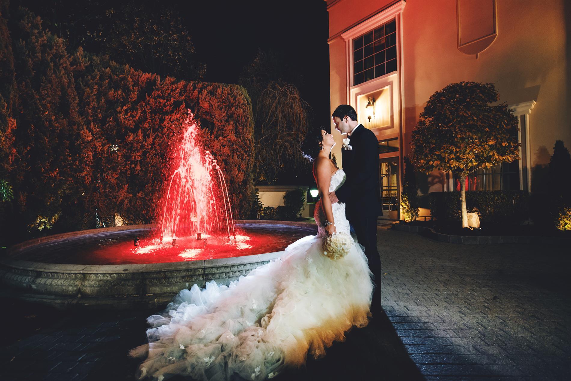 Dimitri & Terri Wedding Photos