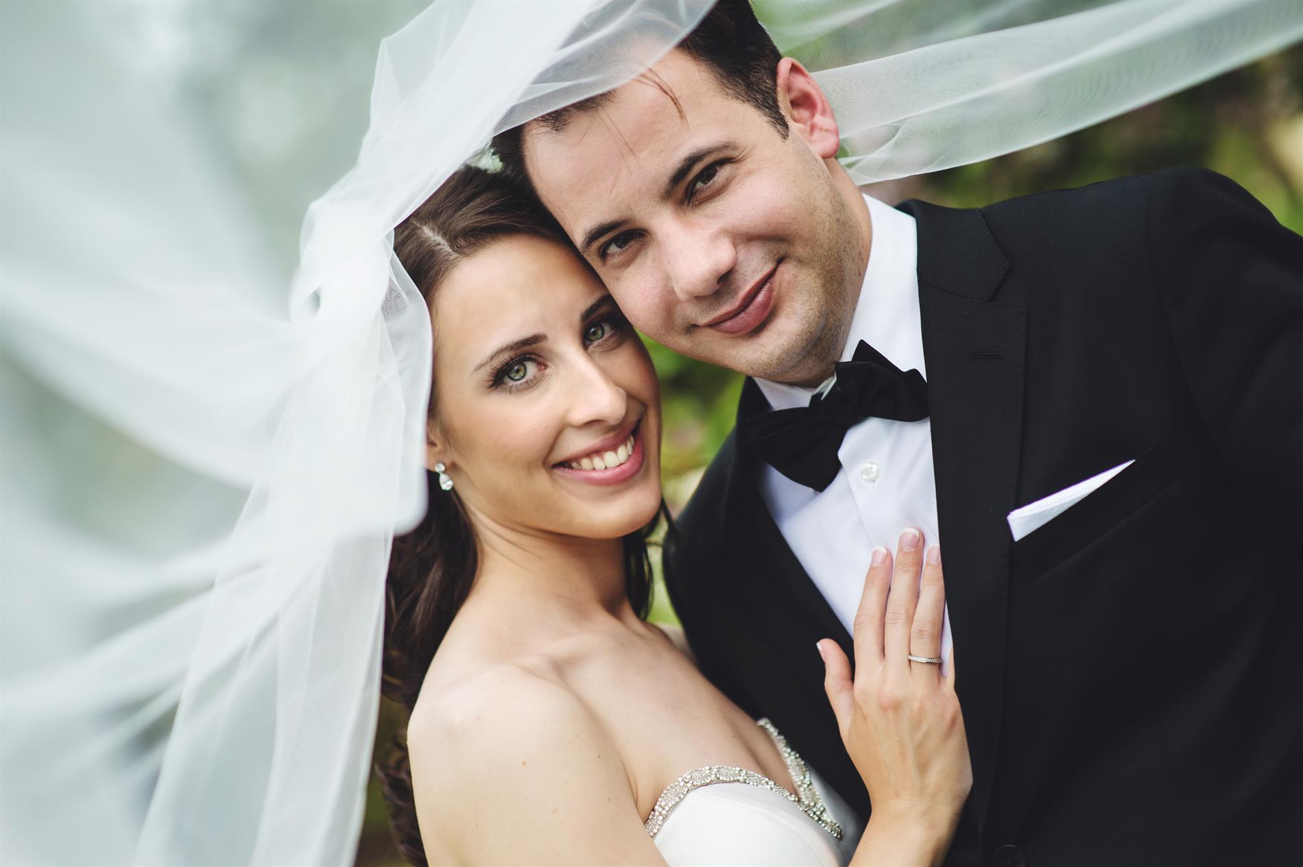 Georgios and Elena Wedding Photos