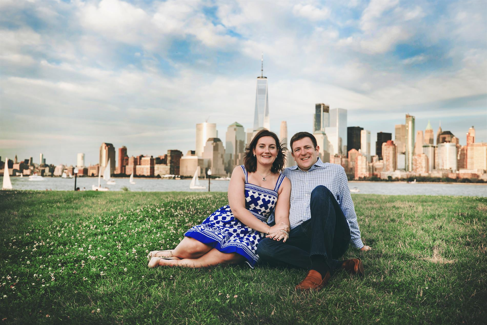 Pat & Caitlin Engagement Photos