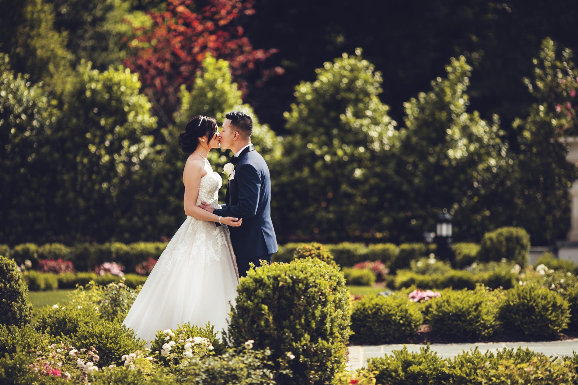 Billy and Vi Wedding Photos