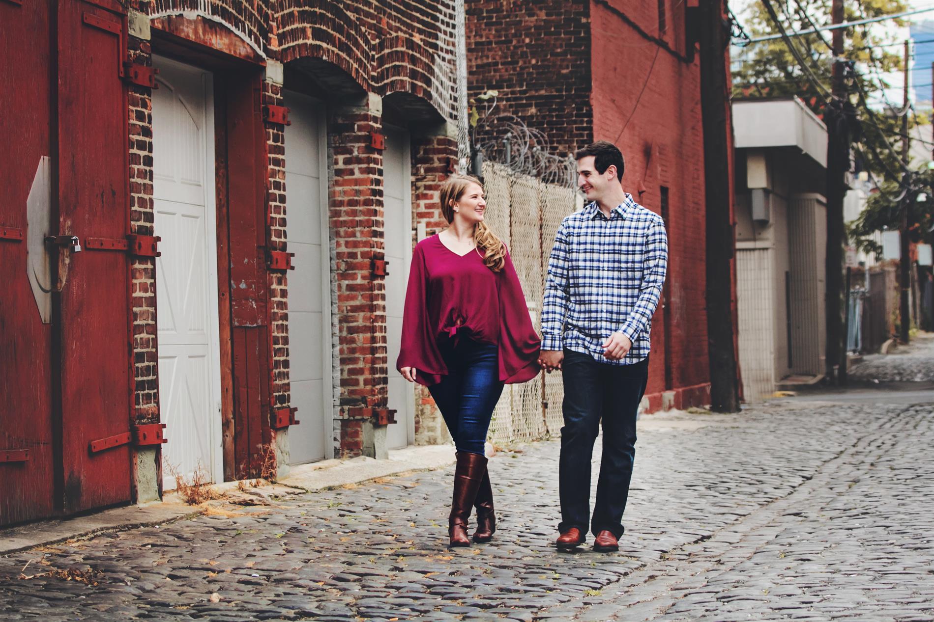 Andrew and Lauren Engagement Photos