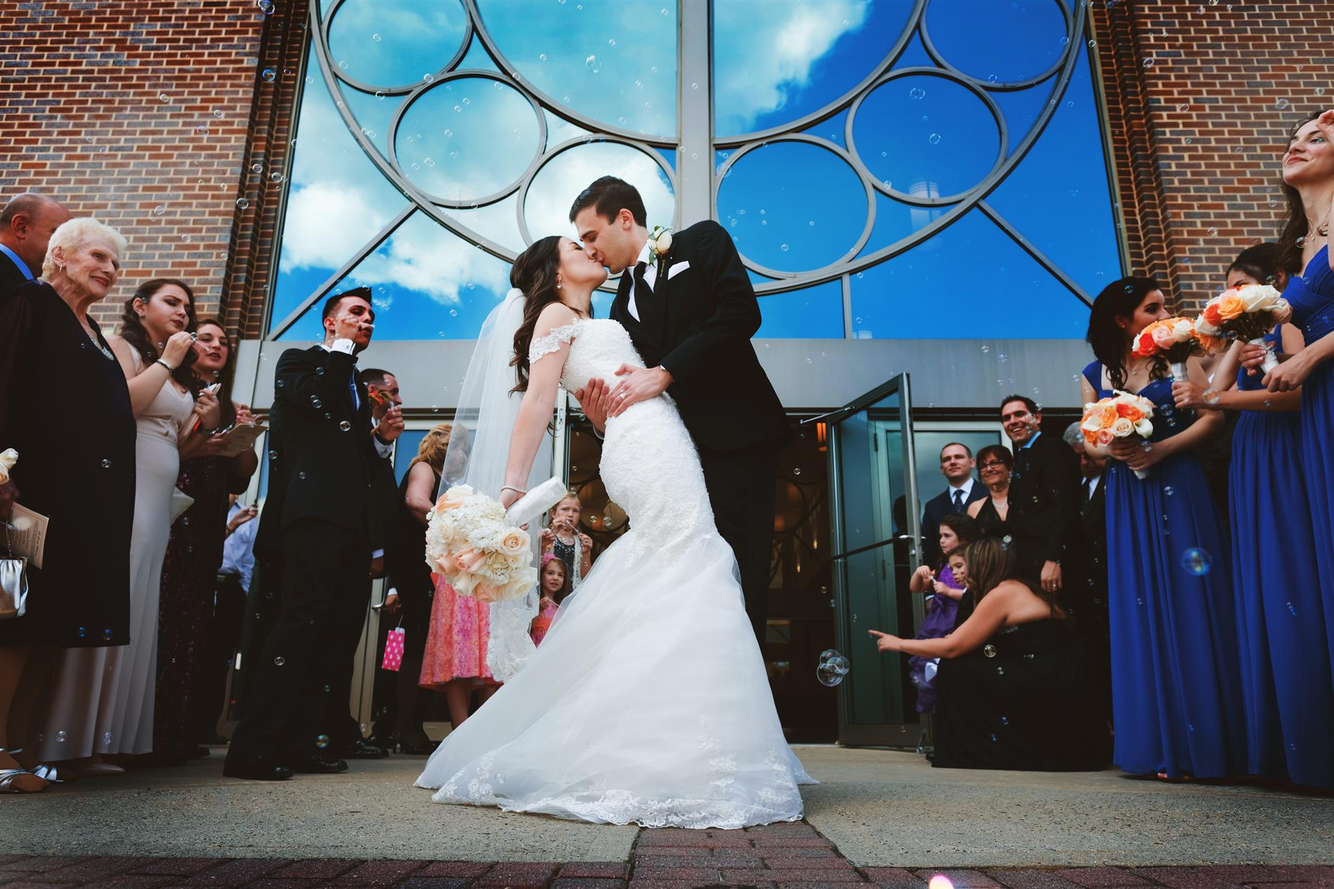 Scott & Jessica Wedding Photos