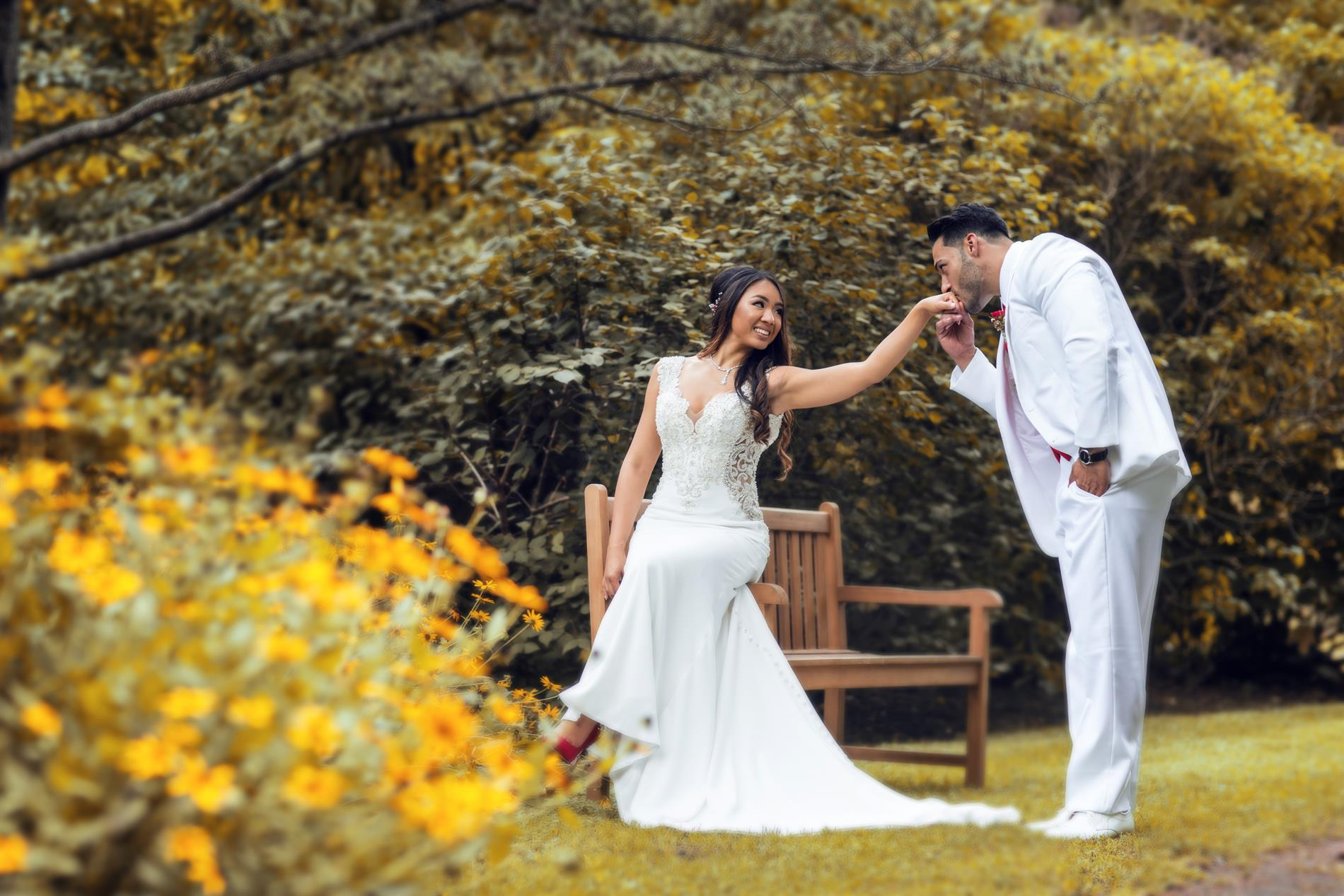 Jason & Stephani Wedding Photos
