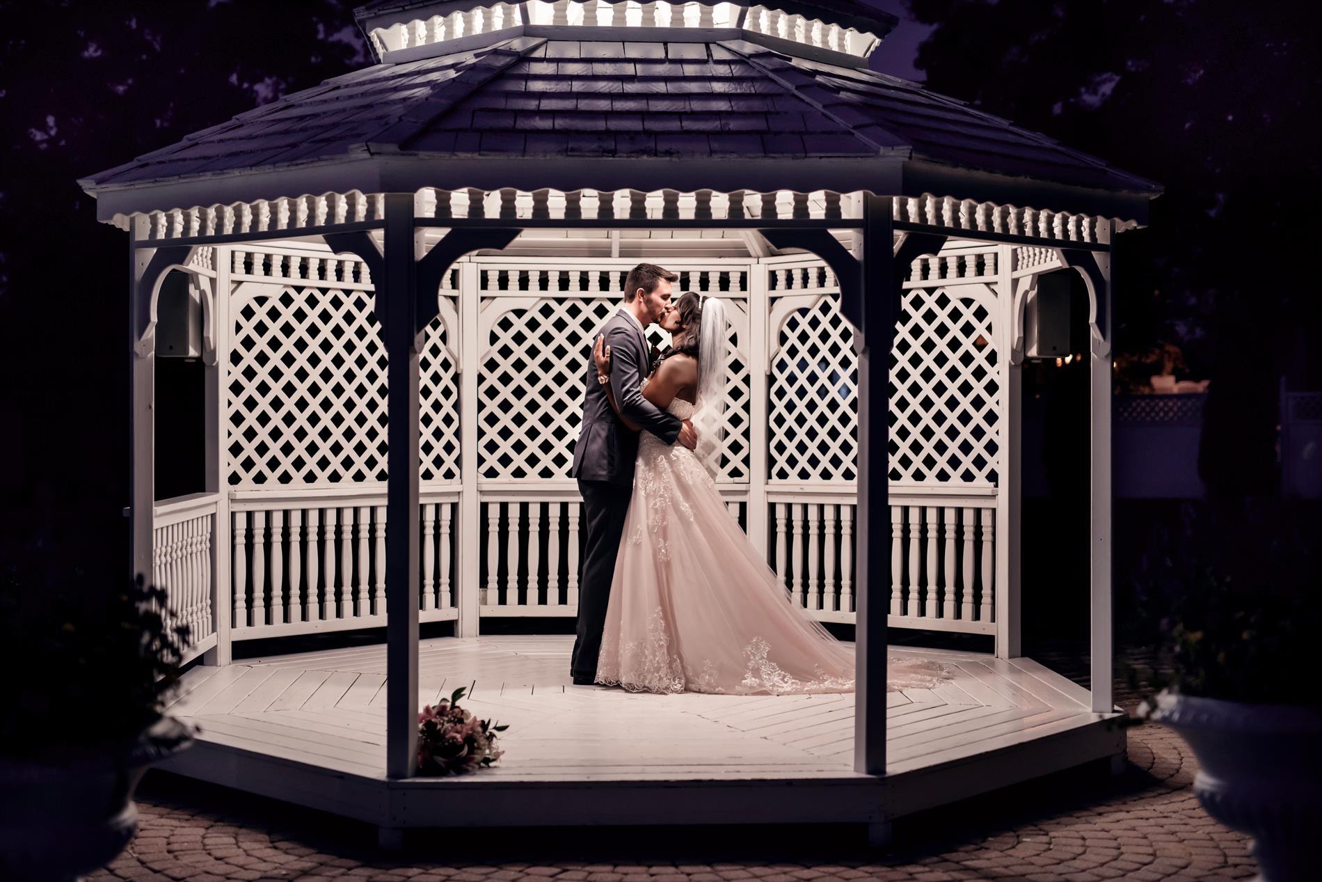 Daniel & Courtney Wedding Photos