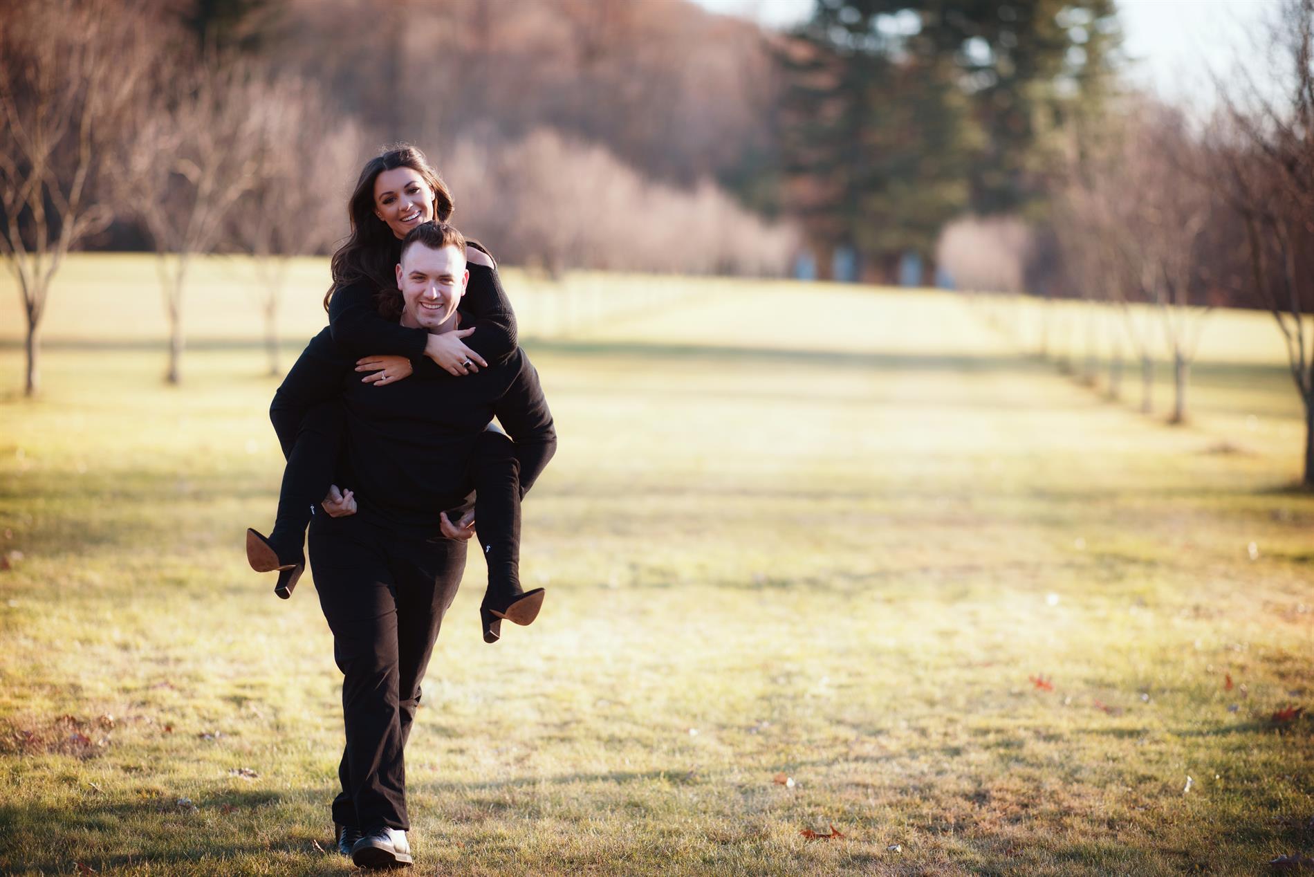 Darryl and Stephanie Engagement Photos