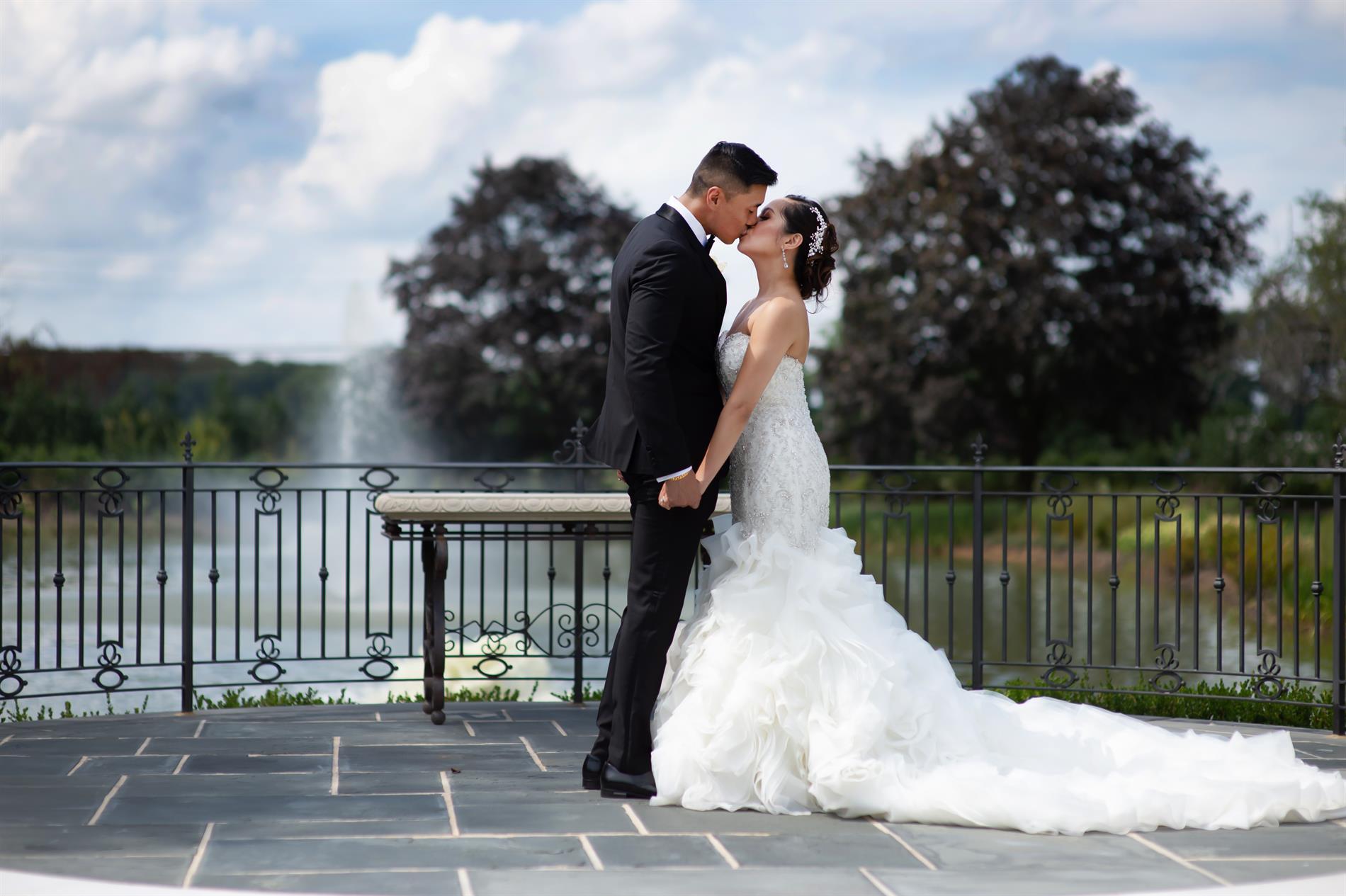 Cristine and Micheal Wedding Photos Photos