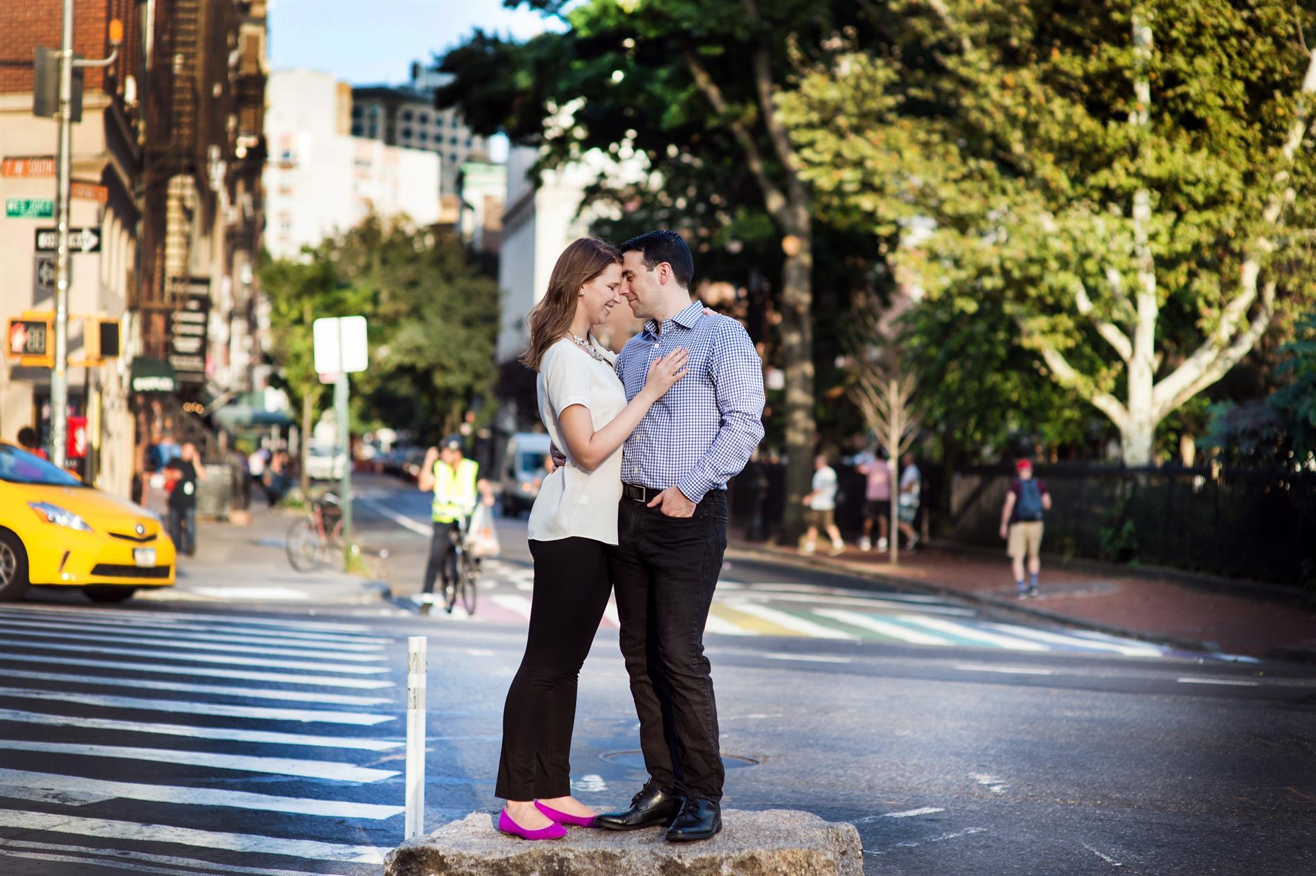 Spencer & Anna Engagement Photos