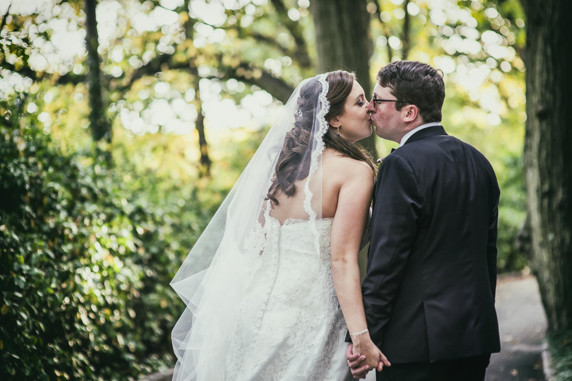 Brian & Alison Wedding Photos