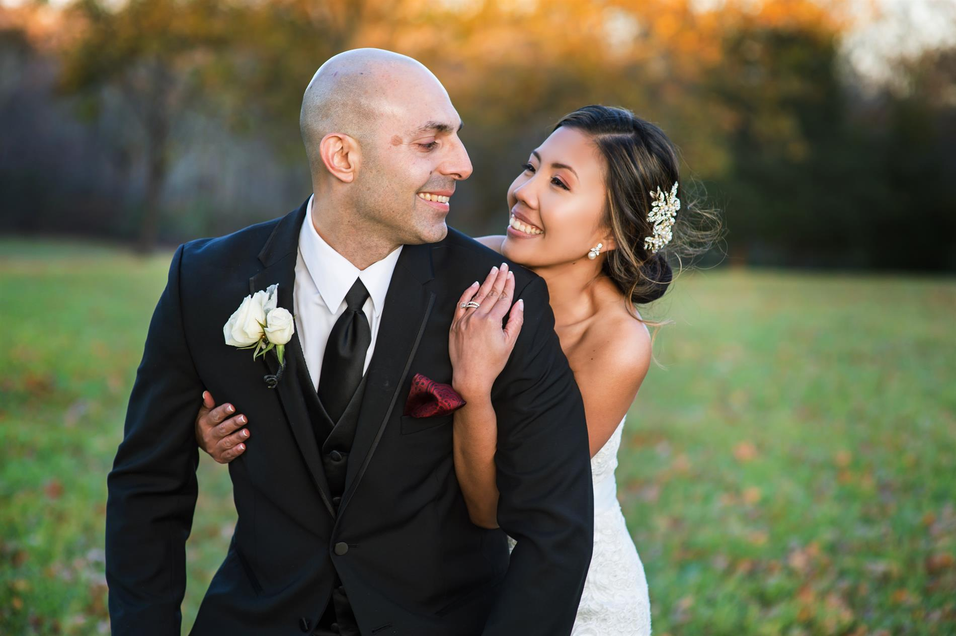 Leah and Frank Wedding Photos