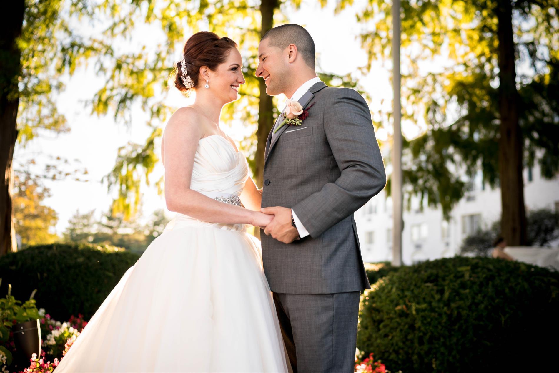 Alexis and Anthony Wedding Photos