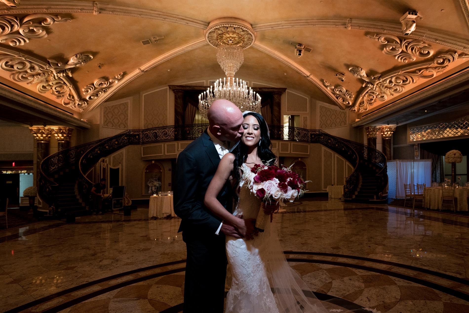 Cristina and Anthony Wedding Photos