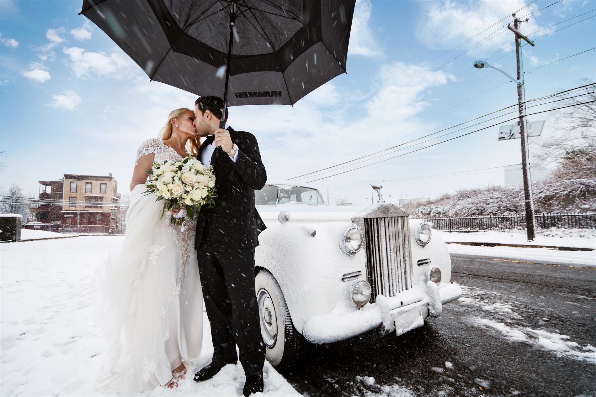 Nicole and Sebastian Wedding Photos