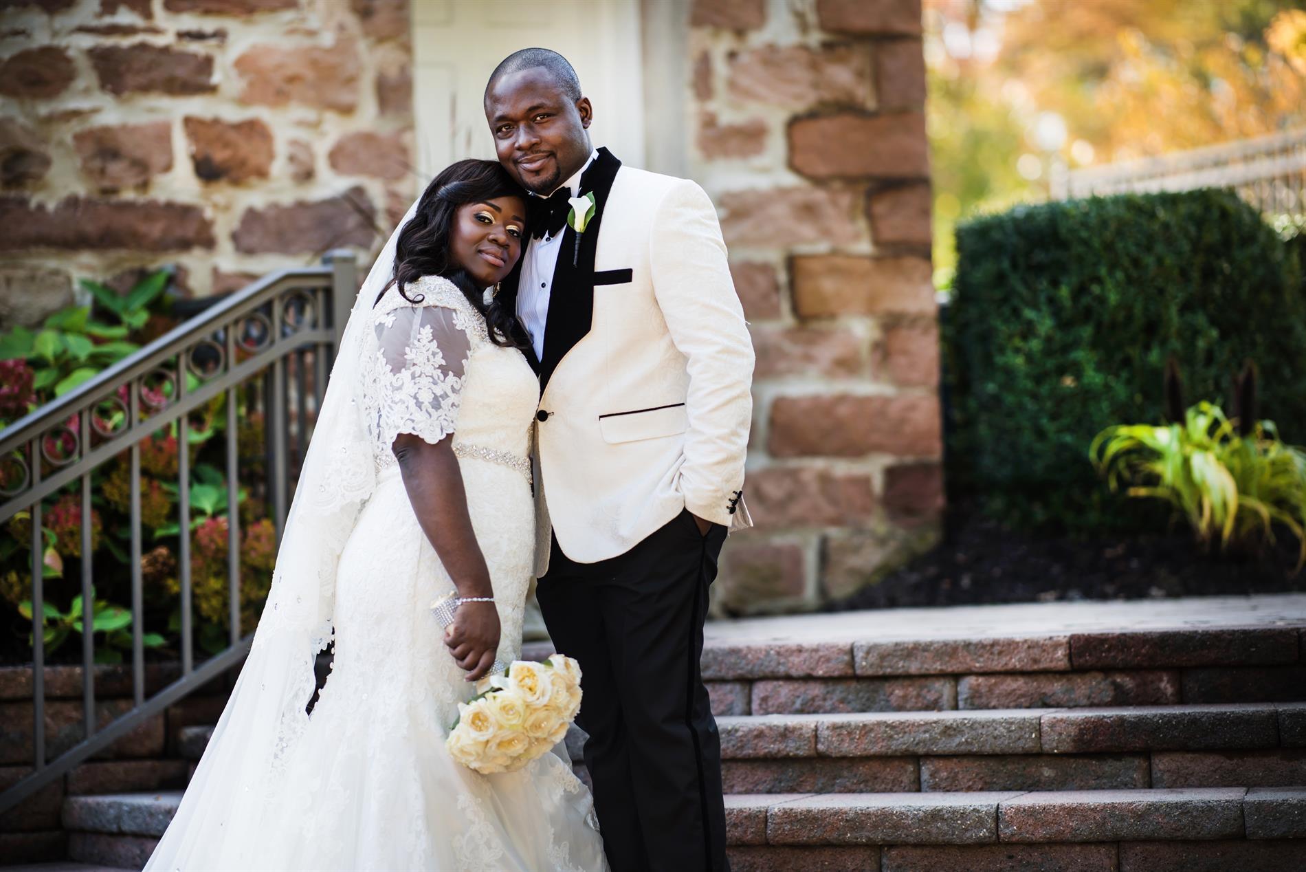 Anita and Dela Wedding Photos