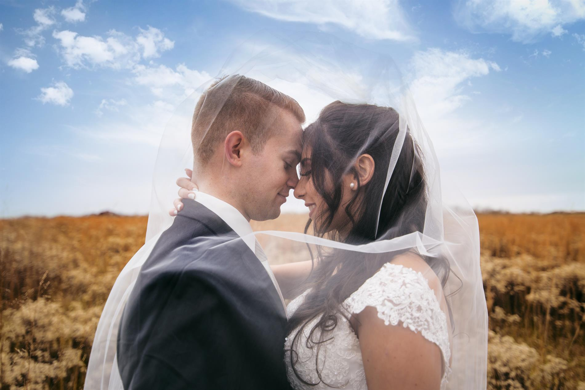 Marissa and Rob Wedding Photos