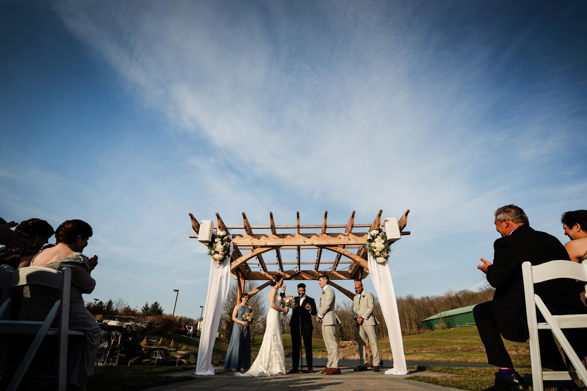 Kelly & Paul Wedding Photos