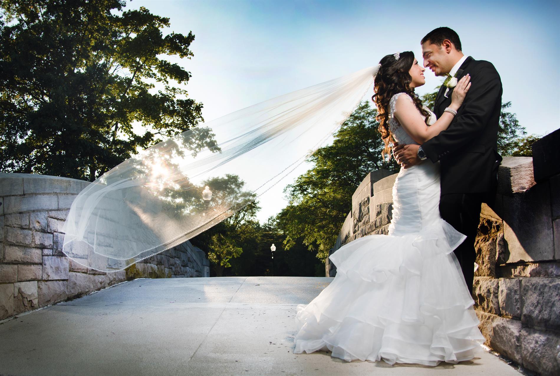 Carolyn and George Wedding Photos