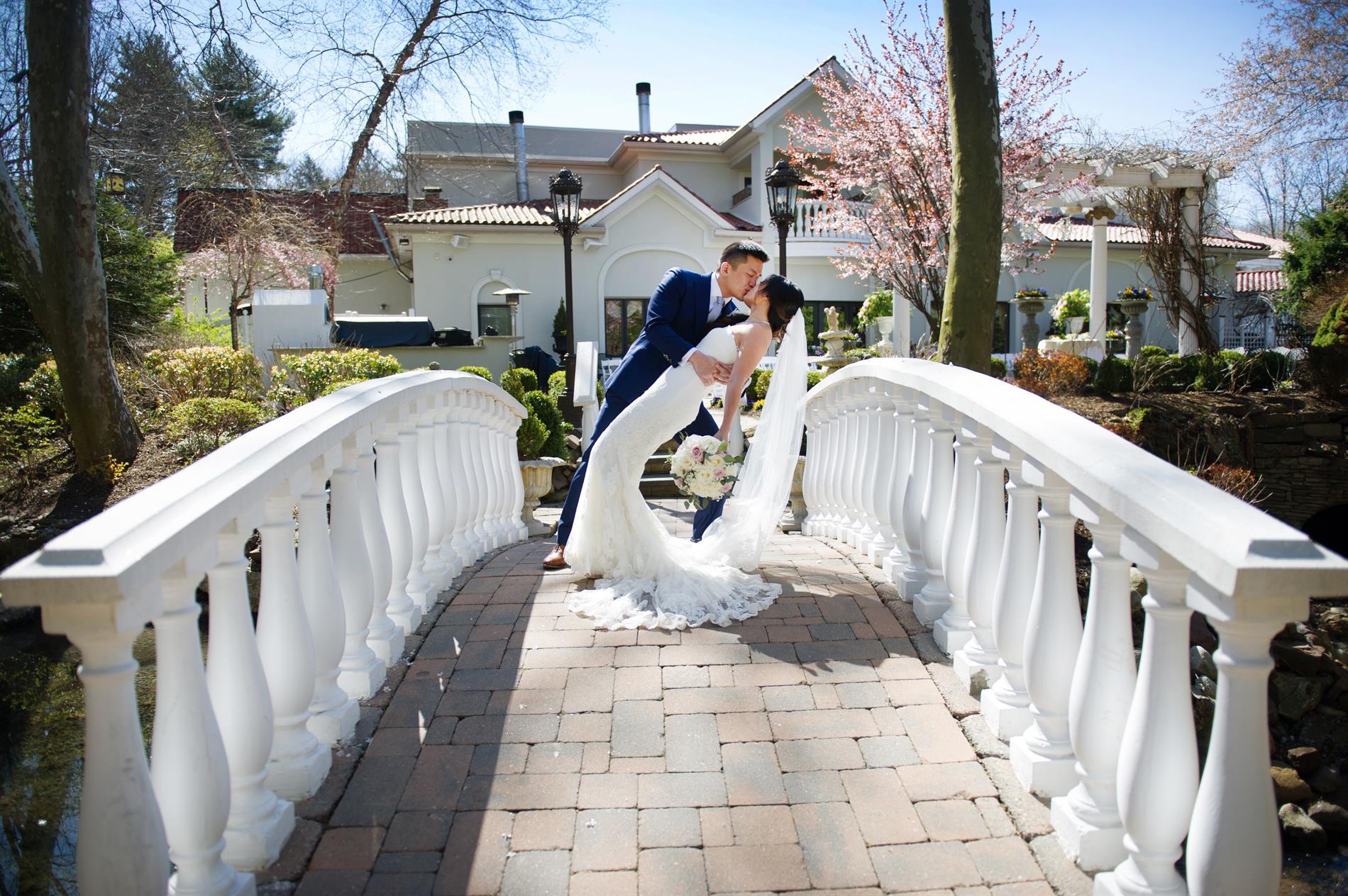 Andrea and John Wedding Photos