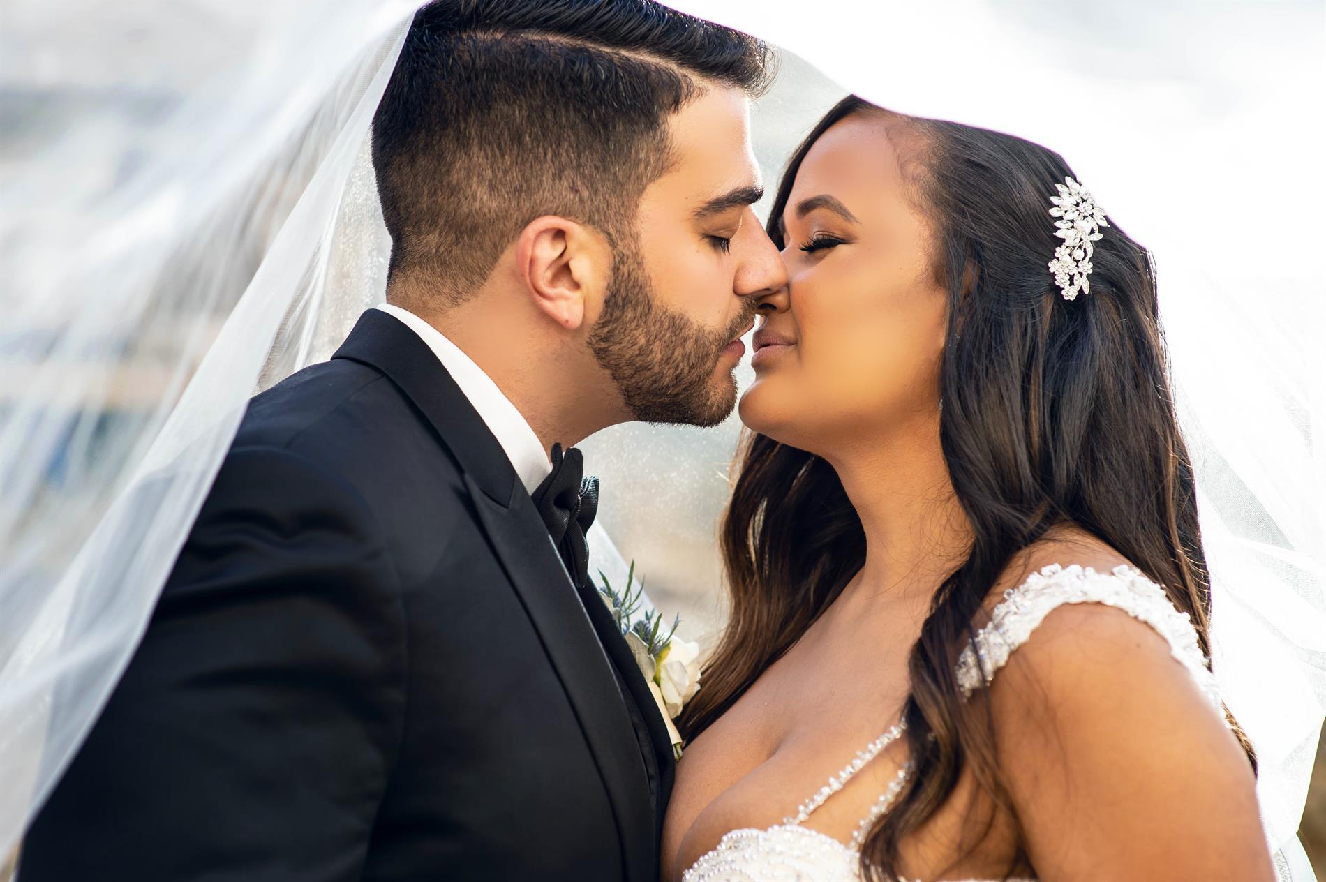 Alana and Daniel Wedding Photos
