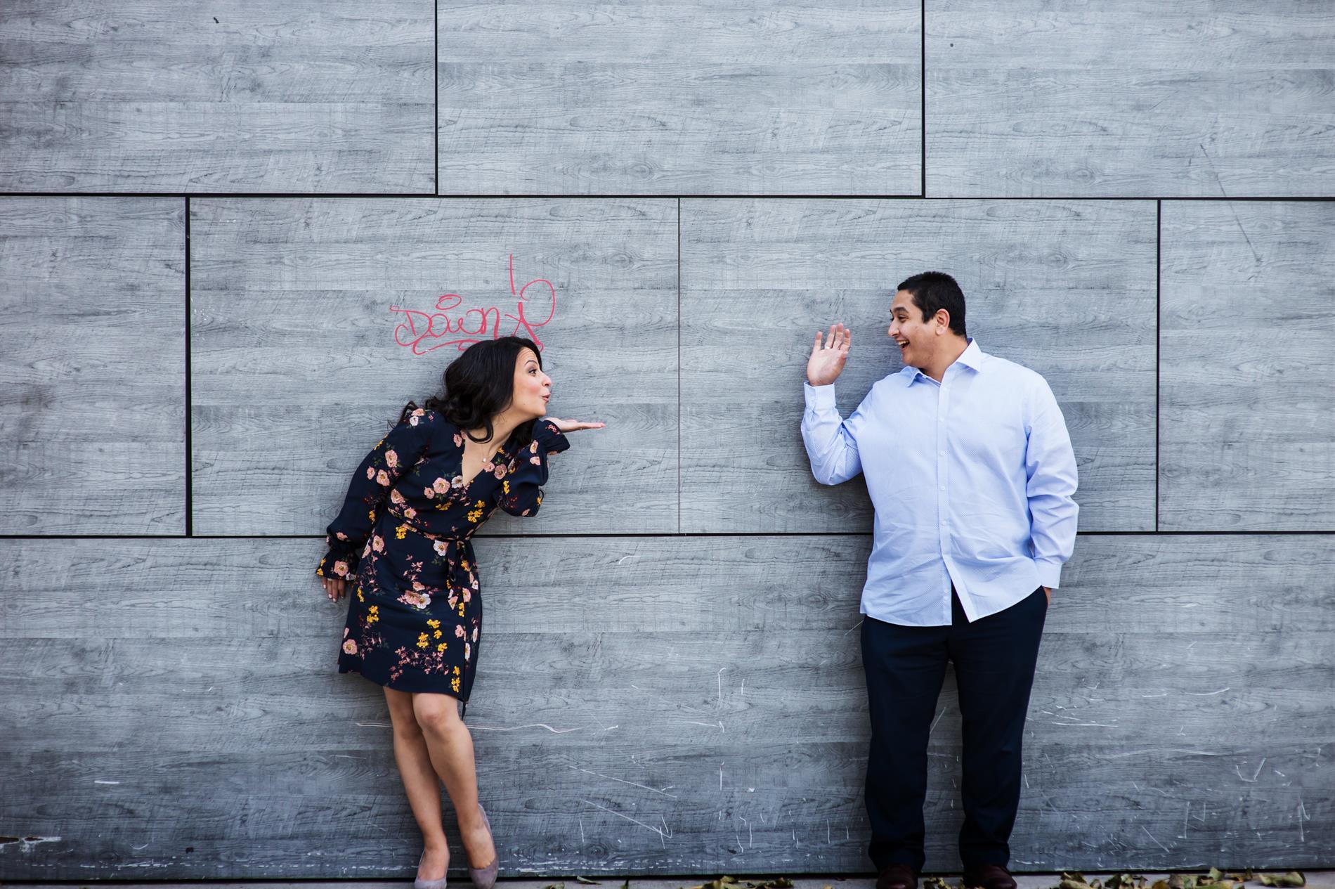 Sheree & Freddie Engagement
