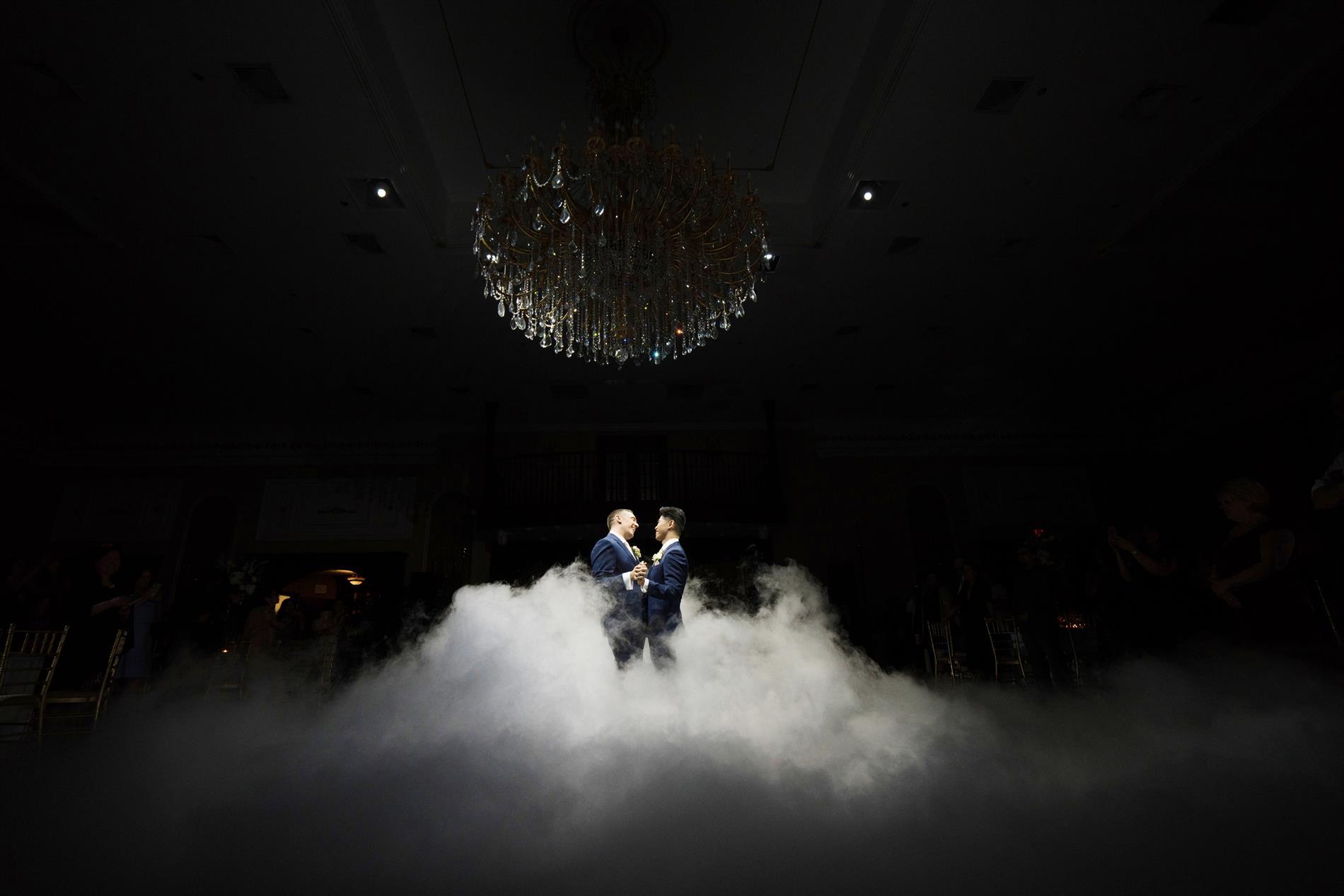 Alvin & Charles Wedding Photos