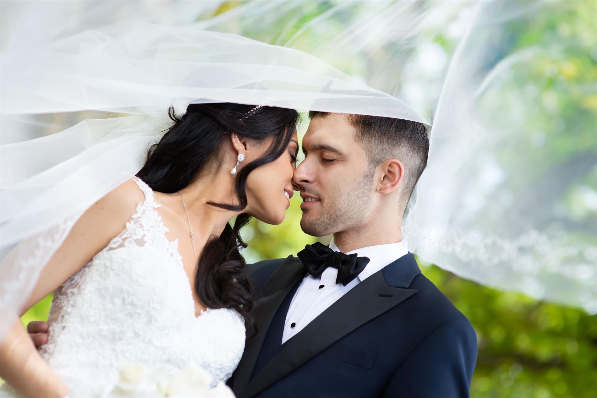 James and Nicole Wedding Photos