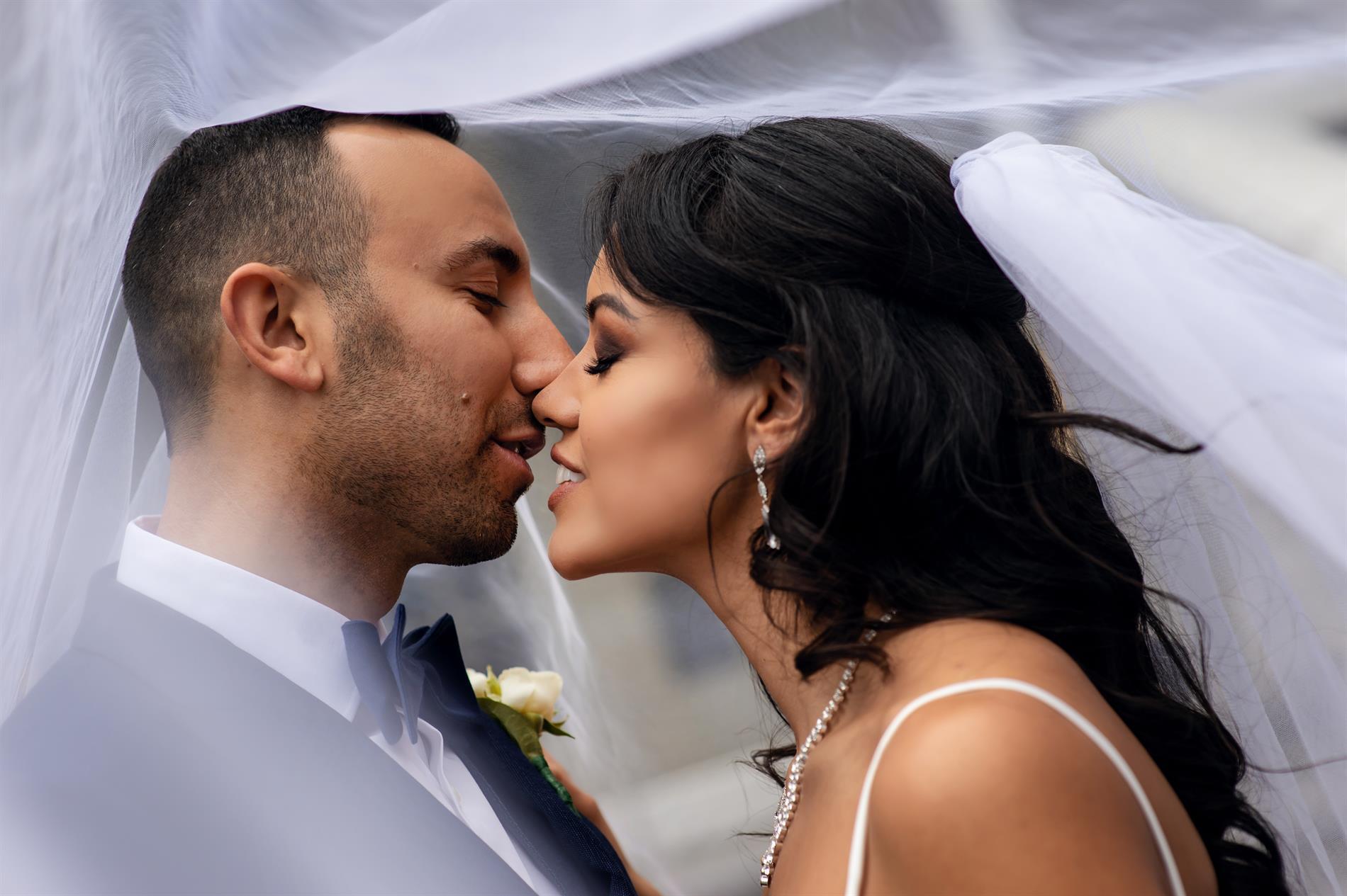 Michelle and Enrique Wedding Photos